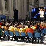 Acto conmemorativo del XX aniversario del SAMUR
