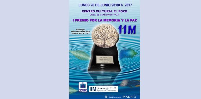 I Premio por la Memoria y por la Paz