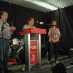 Premio de la Rosa 2010 PSOE Torrejón de Ardoz