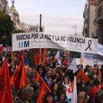 Marcha Mundial por la Paz y la No-Violencia