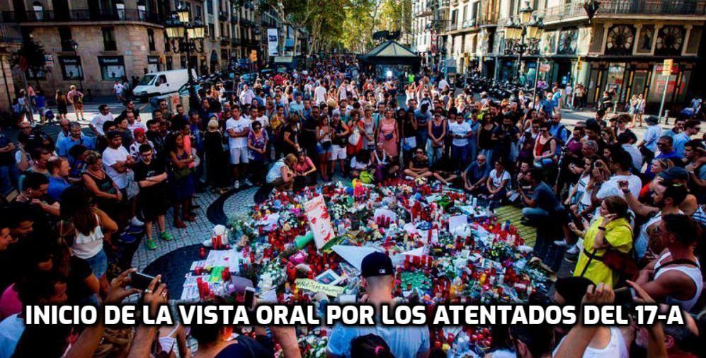 17A: Homenaje en Las Ramblas
