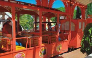 Retomando las actividades: visita al Parque de Atracciones de Madrid