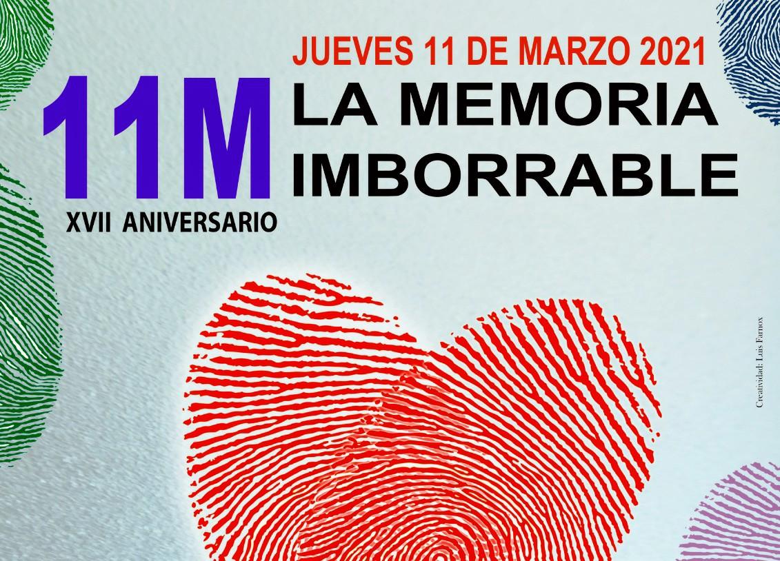 XVII aniversario 11-M. La memoria imborrable