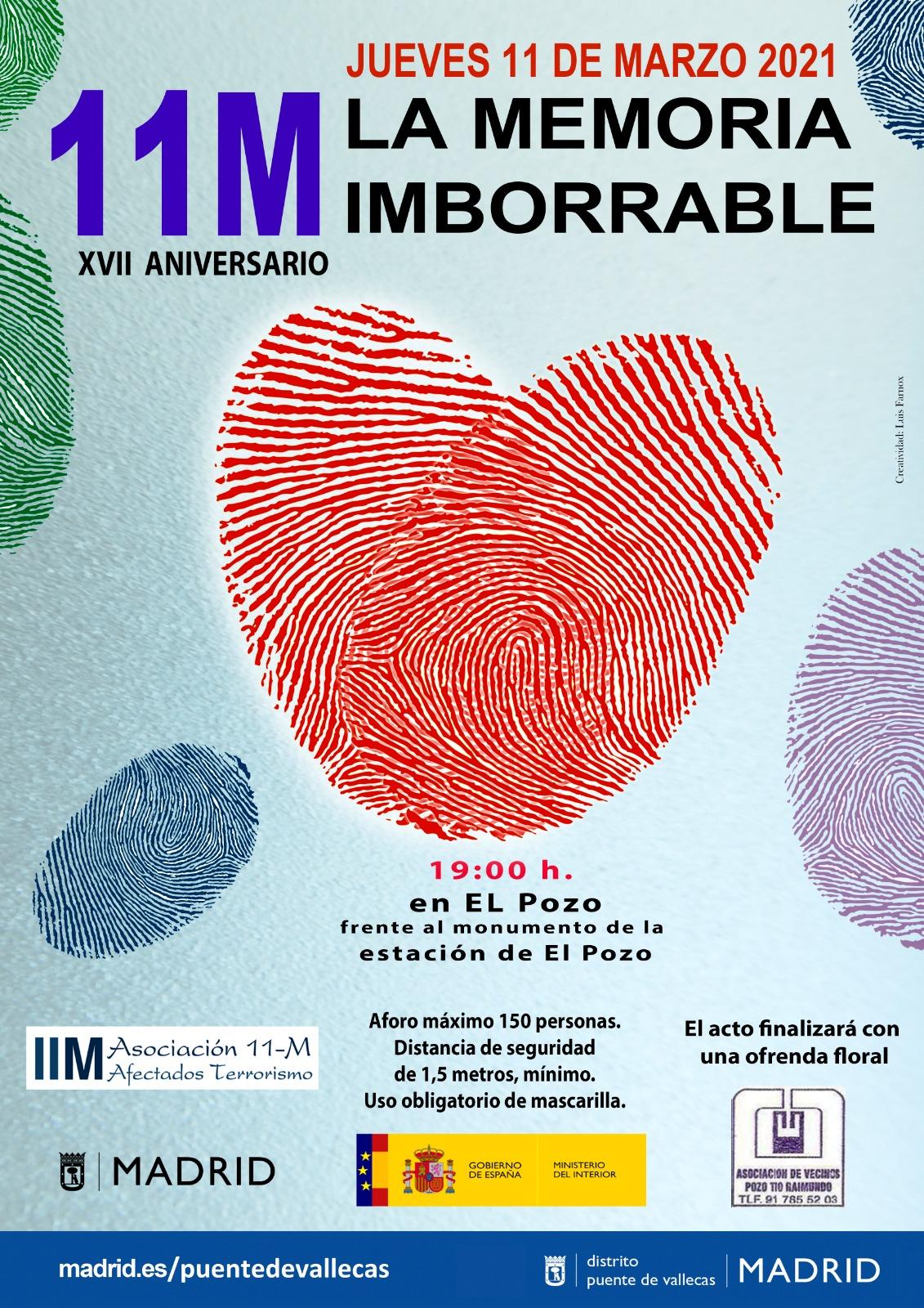 11M La Memoria Imborrable, El Pozo