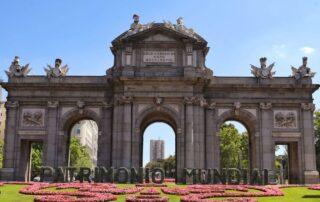 Madrid, Patrimonio de la Humanidad