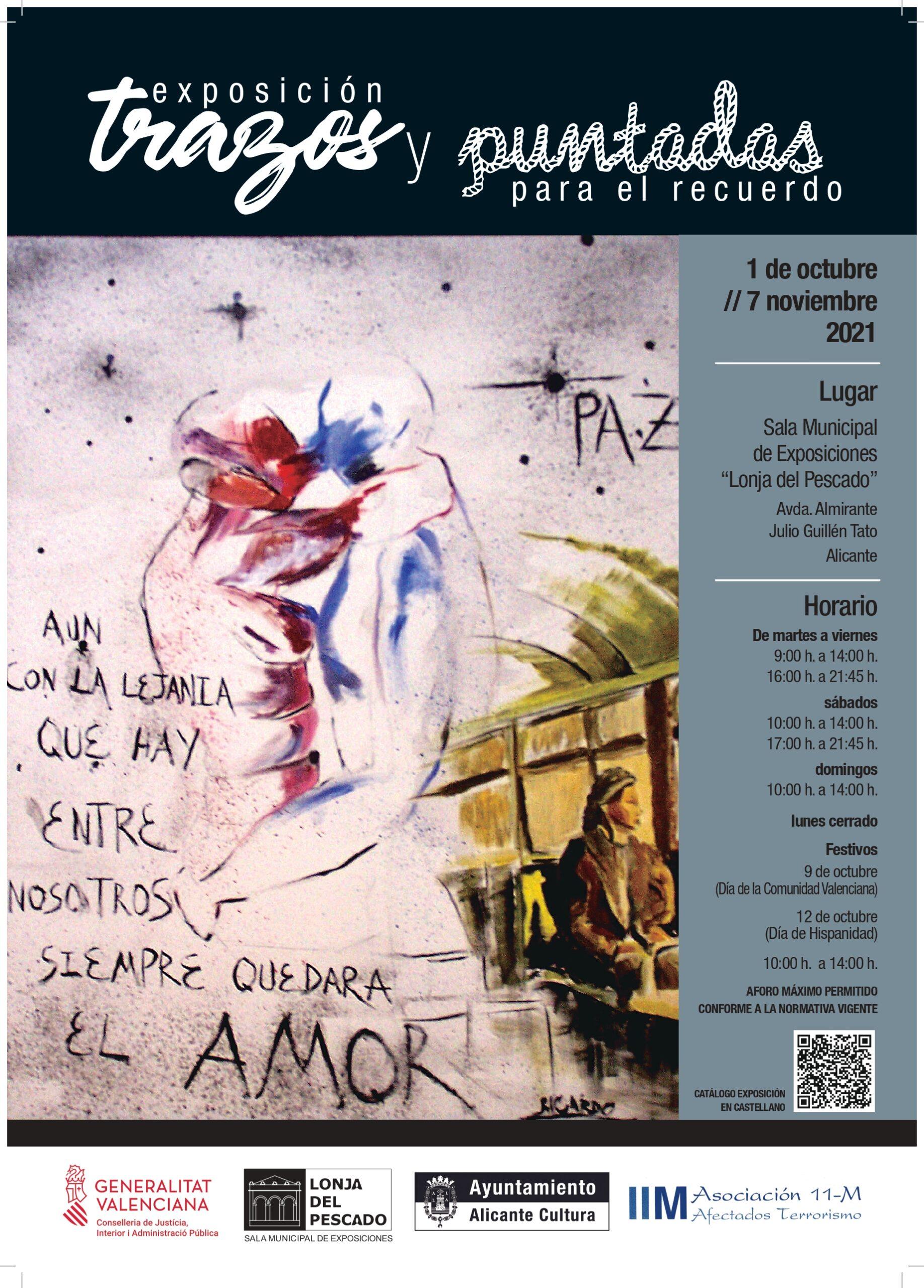 Cartel Exposición Alicante